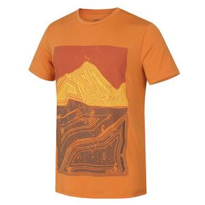 Herren T-Shirt Husky Tash M tl. Orange, Husky