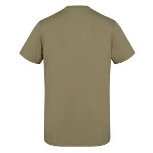 Herren T-Shirt Husky Tash M hell. Olive, Husky