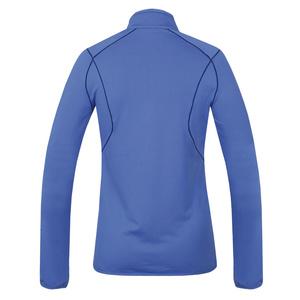 Damen Sweatshirt Husky Tarp Zip L königsblau, Husky