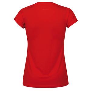 Damen T-Shirt Husky Tonie L red, Husky