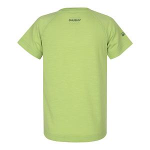 Kinder T-Shirt Husky Zingl Kids hell. green, Husky