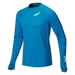 T-Shirt Inov-8 BASE ELITE LS M 000276-BL-02 blue, INOV-8