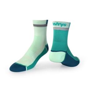 Socken VAVRYS CYKLO 2020 2-pa 46220-500 green, Vavrys