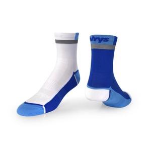 Socken VAVRYS CYKLO 2020 2-pa 46220-300 blue, Vavrys