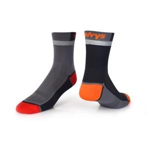 Socken VAVRYS CYKLO 2020 2-pa 46220-700 grey, Vavrys