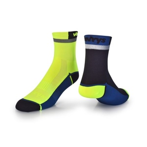 Socken VAVRYS CYKLO 2020 2-pa 46220-200 yellow, Vavrys