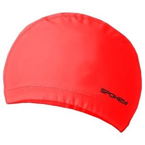 Zweischicht- schwimmen Mützen Spokey TORPEDO red, Spokey