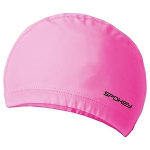 Zweischicht- schwimmen Mützen Spokey TORPEDO pink, Spokey