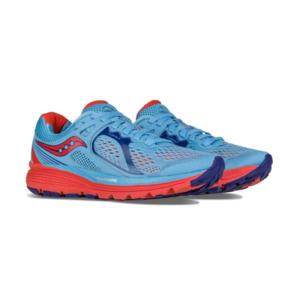 Damen Lauf Schuhe Saucony Valor Blu / Org, Saucony