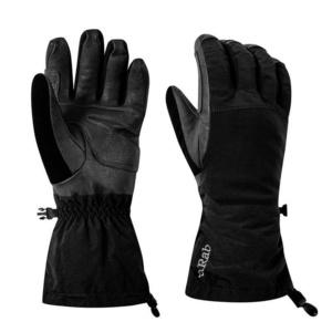 Handschuhe Rab Bizzard Handschuh black/BL, Rab