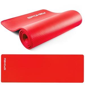 Unterlage  Training Spokey SOFTMAT red 1,5 cm, Spokey