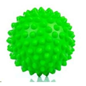 Rehabilitation Massage Ball Spokey TONI 90 mm, grün, Spokey