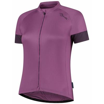 Damen Radsport Dress Rogelli MODESTA mit kurz Ärmeln, violett 010.119, Rogelli