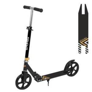 Scooter Spokey AYAS laufrollen 200 mm, Schwarz, Spokey
