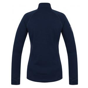 Damen Merino Sweatshirt Husky Alou L d.. blue, Husky