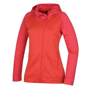Damen Sweatshirt Atony L sanft red, Husky