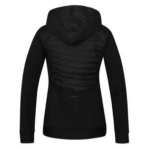 Damen Sweatshirt Husky Luftig L black, Husky