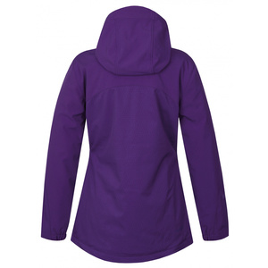 Damen softshell Jacke Husky Výprodejx L d.. violet, Husky