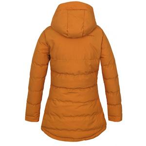 Damen hardshell vollgestopft Jacke Husky Nilit L tl. Orange, Husky