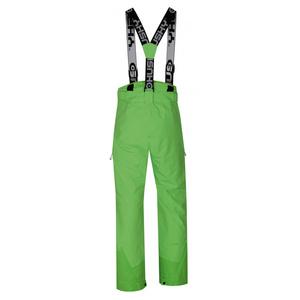 Damen Ski Hose Husky Mitaly L neon green, Husky