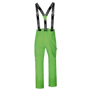 Herren Ski Hose Husky Mitaly M neon green, Husky