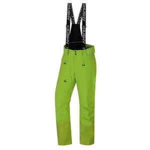 Herren Ski Hose Husky Gilep M green, Husky