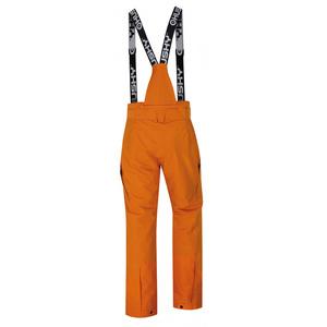 Herren Ski Hose Husky Gilep M Orange, Husky