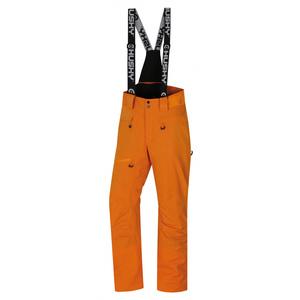 Herren Ski Hose Husky Gilep M Orange
