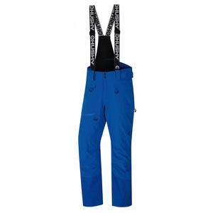 Herren Ski Hose Husky Gilep M blue