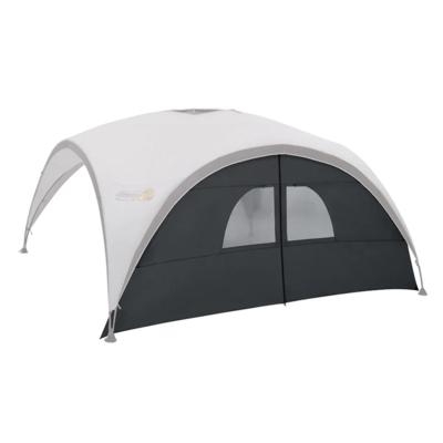 Coleman Windschutz XL  Event Shelter mit Fenstern a eingang grey, Coleman