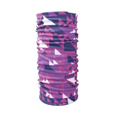 multifunktional Schal Husky Printemp Pink dreieck, Husky