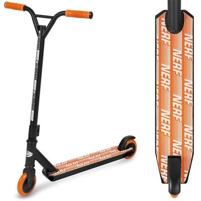Freestyle-Roller Spokey HASBRO STRIKE NERF schwarz und orange, Spokey