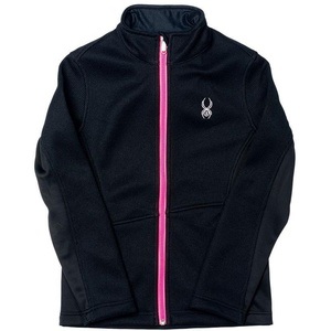 Sweater Spyder Girl `s Endure Core Mid WT Full Zip 155422-001, Spyder