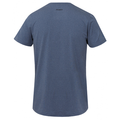 Herren T-Shirt Husky Tash M d.. blue, Husky