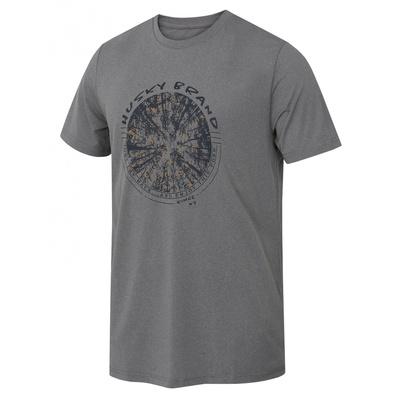 Herren T-Shirt Husky Tash M grey, Husky