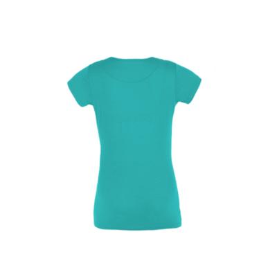 T-Shirt Funktionell pelzig Lady menthol (kanu), Direct Alpine