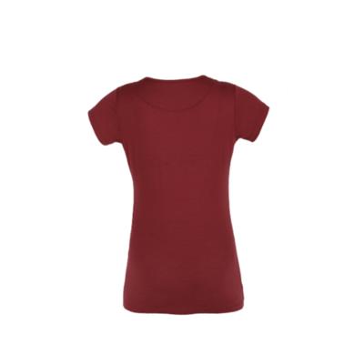 T-Shirt Funktionell pelzig Lady rosenholz (wirbelsäule), Direct Alpine