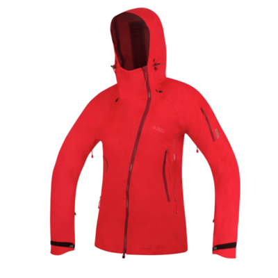Jacke Direct Alpine Guide ziegel / rosenholz, Direct Alpine