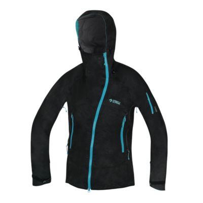 Jacke Direct Alpine Průvodce schwarz / Menthol, Direct Alpine