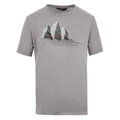 T-Shirt Salewa Lines Graphic Dry M 28065-0625