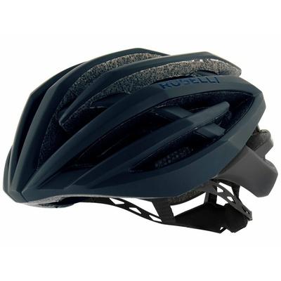 Ultraleichter Rad- Helm Rogelli TECTA, schwarz-blau 009.814, Rogelli