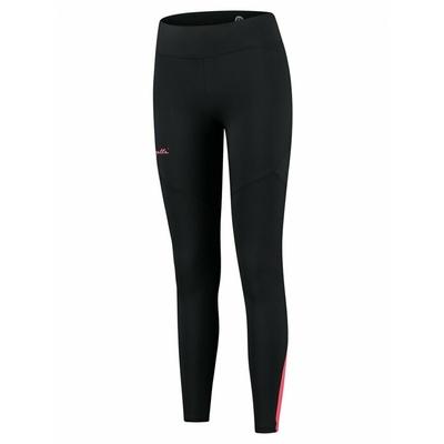 Frauen isoliert läuft Hose Rogelli Genießen schwarz-grau-rosa ROG351108, Rogelli