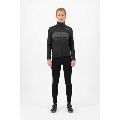 Damen Winterjacke Rogelli Zweck schwarz und weiß ROG351083, Rogelli