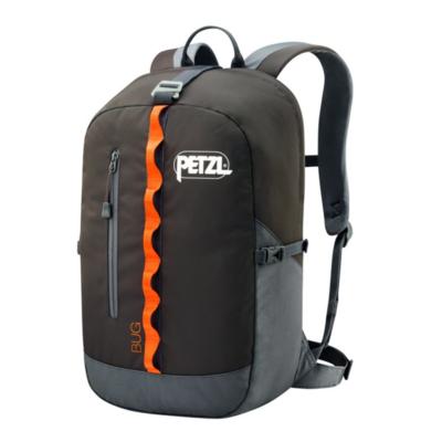 Kletterrucksack PETZL Bug 18 l grau, Therm-A-Rest