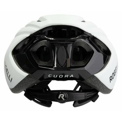 Helm Rogelli HERZ schwarz und weiß ROG351060, Rogelli