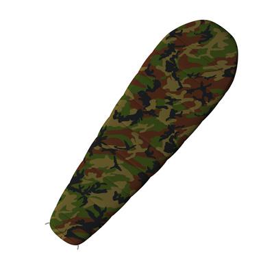 Außenbereich schlafsack Husky Junior Armee -10°C khaki, Husky
