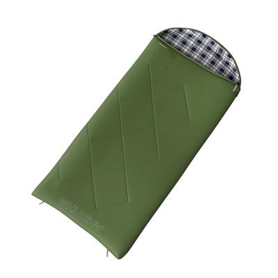 Decke schlafend tasche Husky Kinder  Gala s -5°C grün, Husky