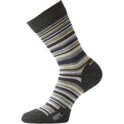 Merino Socken Lasting WPL-801 blau, Lasting