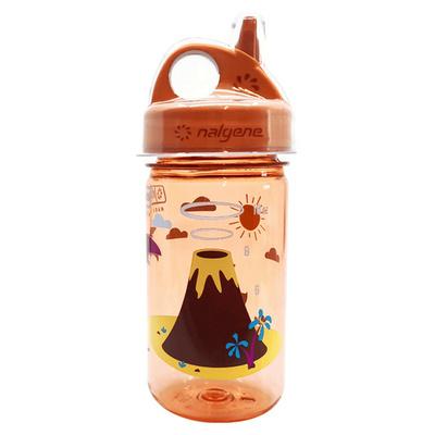 Flasche Nalgene Griff und Schluck orange / Vulkan, Nalgene
