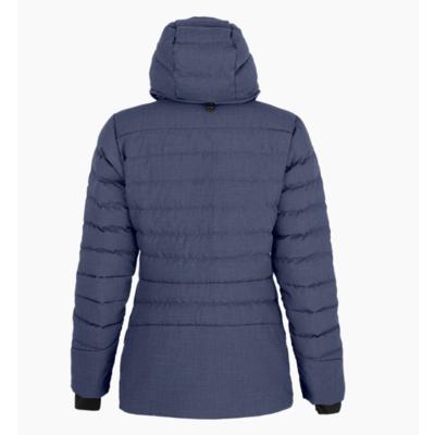 Damen Winterjacke Salewa Raiser Medium Down marineblauer Blazer 28048-3960, Salewa